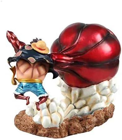 HUOQILIN Standbeeld van piraten/Luffy One Piece anime model speelgoed/cartoon spel karakter model/souvenirs/Collection/Ambachten