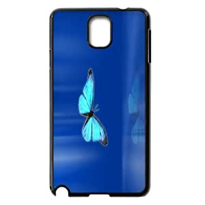 [H-DIY CASE] For Samsung Galaxy NOTE3 -Beautiful Butterfly Pattern-CASE-3