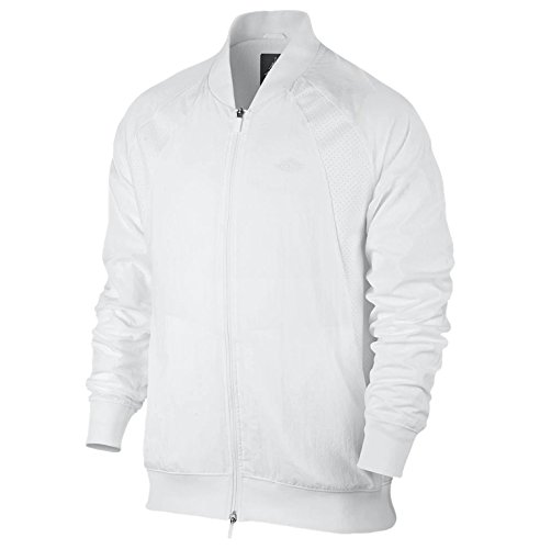 Veste Jordan Wings Muscle Jacket white