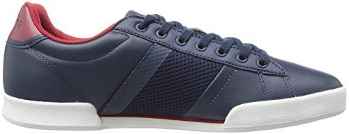Lacoste Heren Deston 316 1 Spm Fashion Sneaker Marine