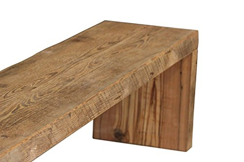 Bench, Wooden Bench, Reclaimed Wood Bench, Rustic Modern, Free Shipping
