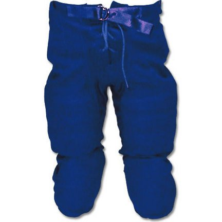 (Alleson Youth Polyester Football Pants Gold)