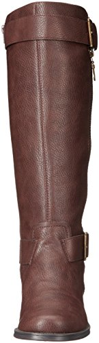 Aerosoles Brown Boot Around Women's Riding p0rYpq