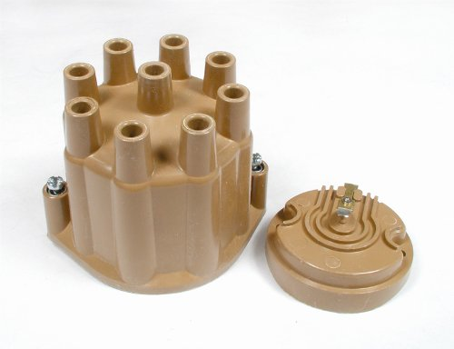 - ACCEL 8120ACC Distributor Cap and Rotor Kit - Tan