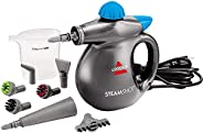Bissell 2994B Steam Shot Handheld Hard Surface steam Cleaner with Easy to Press Trigger; 100% Chemical Free Cl