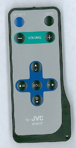 JVC REMOTE RMRK50 Universal Replacement Remote Control for Car Audio Units (Jvc Car Remote compare prices)