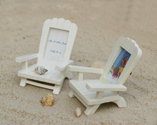 Miniature Adirondack Chair Frame (Miniature Adirondack Chair Place Card/Photo Frame Set of)