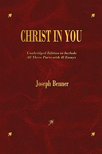 Christ In You (List Of Prophets In The Bible In Order)