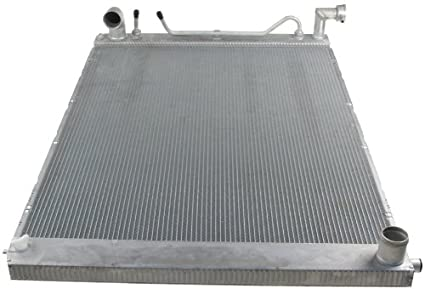 Koyo Cooling Radiator Aluminum w/ 5/8