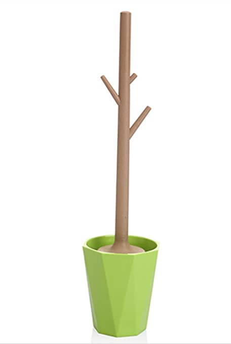 Yiyida Cepillo para baño con diseño de árbol  Amazon.es  Hogar d0ce5f258525