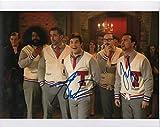 Adam Devine and Joe Lo Truglio autographed 8x10 photograph Jeff Caperton & Reggie Watts Pitch Perfect 2
