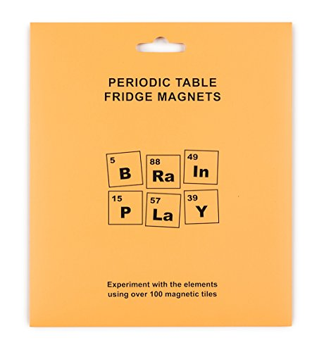 Books : Science Museum Periodic Table Fridge Magnets