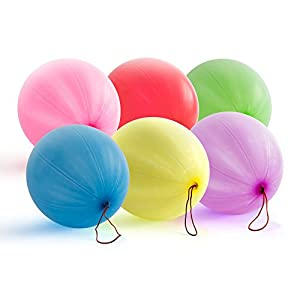 Best Epic Trends 411sAAsImIL._SS300_ Giraffe - Neon Punch Balloons - (30 Count)