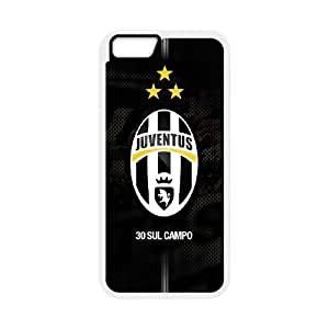 iPhone 6 Plus 5.5 Inch Cell Phone Case White Juventus Hkch