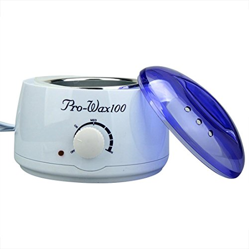Blue Hair Hot Pot Wax Inkach Heater Melting Machine Depilatory Warmer Removal Wax Machine Electric Warmer YHw1Y6x