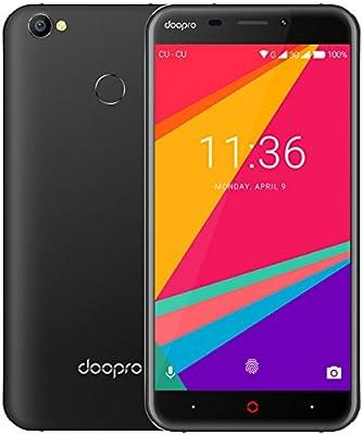 Smartphone libre, DOOPRO P2 Moviles libres baratos 3G (Pantalla de ...