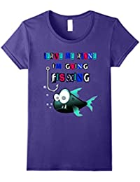 Leave Me Alone Going Fishing T-Shirt, Ransom Note, Fishing