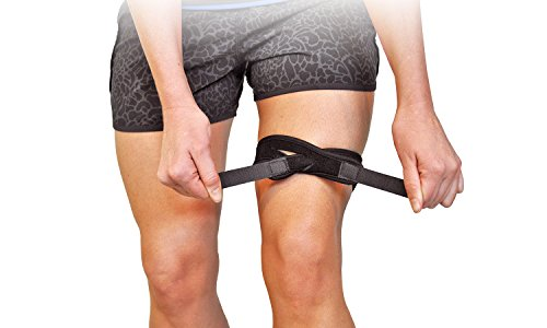 Iliotibial Band Syndrome Itbs - Crosstrap IT Band by MDUB Medical. 1-Pack (Small). Prevent Iliotibial Band Syndrome (ITBS) – Running, Cycling, Hiking, Outdoor Sports.