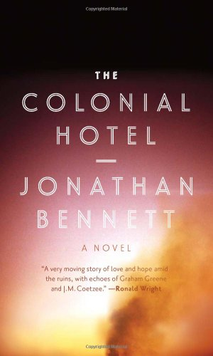 book cover of The Colonial Hotel