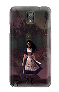 High Quality Durable Protection Case For Galaxy Note 3 Alice Madness Returns