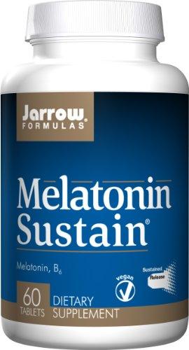 Jarrow Formulas Melatonin Sustain tablets