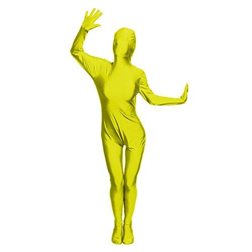 The Gimp Halloween Costume (Unisex Second Skin Bodysuit)