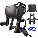 VR Stand Headset Controller Holder Mount with
