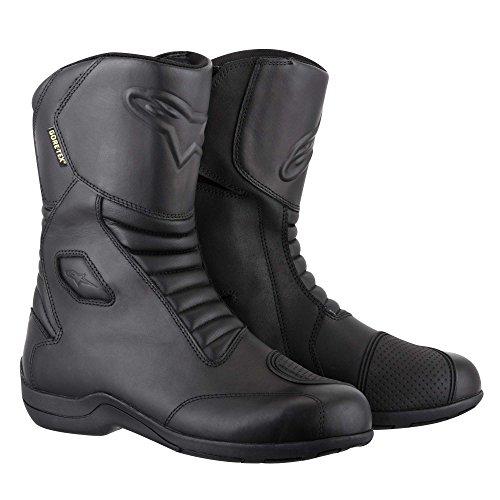 Alpinestars Web Gore-Tex Men's Street Motorcycle Boots - Black / 39