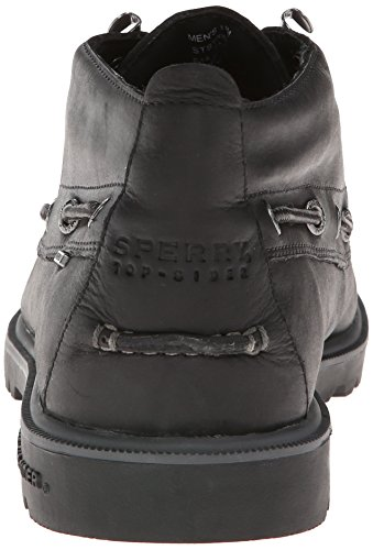 Sperry Top Sider A/O Lug Chukka Wp Botas para Hombre Negro (BLACK)