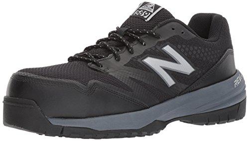 Balance Black 589V1 Grey Men's Work Shoe New Training 8WvRwAvq