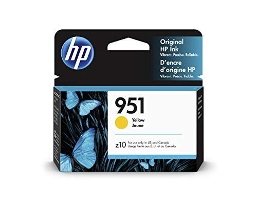 HP 951 | Ink Cartridge | Yellow | CN052AN