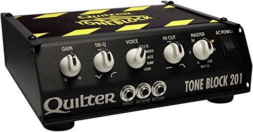 Quilter Labs TB201-HEAD Tone Block 201 200W Guitar Amp Head [並行輸入品]   B07FSDBNG4