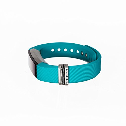 Bytten Classic Stack for Fitbit Alta (silver) by bytten