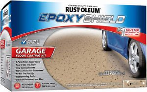 Epoxyshield Garage Floor Kit