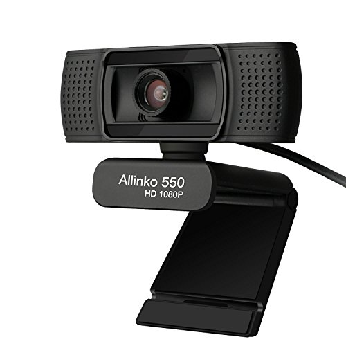 Allinko 550 Webcam 1080P Full HD
