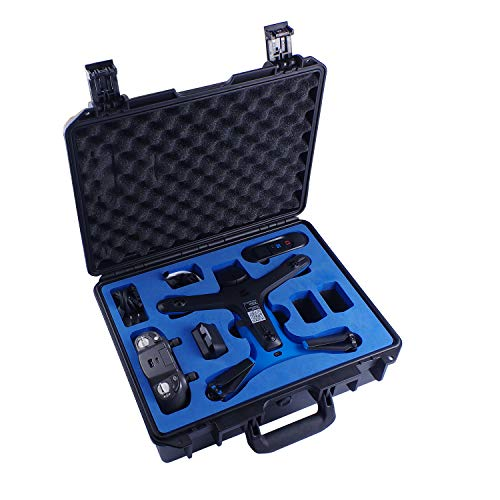 Skyreat Waterproof Hard Carrying Case Compatible with Skydio 2 Drone