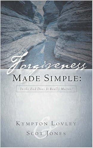 Book Forgiveness Made Simple