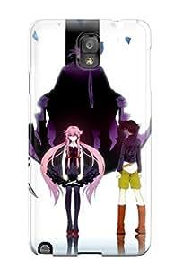 Unique Design Galaxy Note 3 Durable Tpu Case Cover Mirai Nikki
