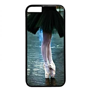"""Ballet Point Dance Theme Case for iPhone 6 Plus (5.5"""") PC Material Black by Maris's Diary"""