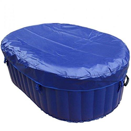 Redondo Di/ámetro 190/cm AQUAPARX Whirlpool Ap de 550spa Pool 2personen Wellness Jacuzzi SPA Whirlpool Accesorios 2P Indoor Outdoor Calefacci/ón ba/ñera Hinchable