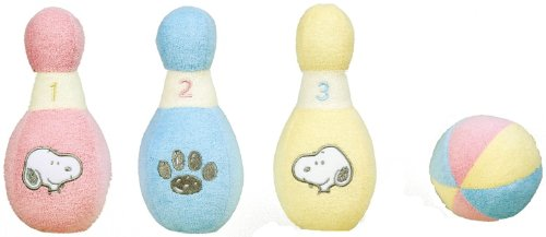 Bowling soft Snoopy (japan import)