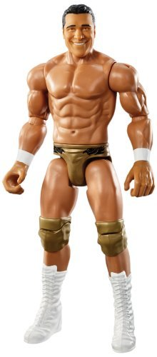 WWE Large Scale Alberto Del Rio Figure Toy [parallel import goods]