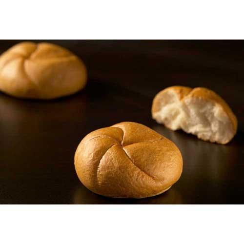 Gonnella Large Kaiser Roll Dough, 2.75 Ounce -- 144 per case.