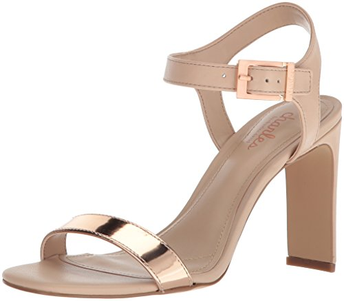Charles By Charles David Women Grant Pump Nude / Rose Gold