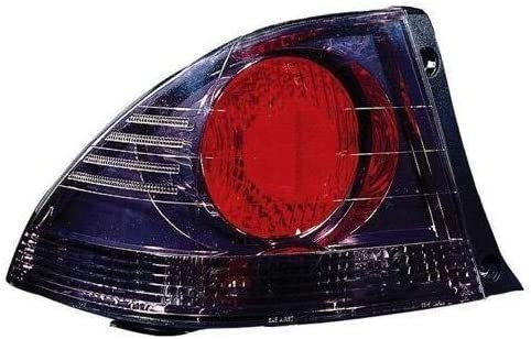 For Lexus IS300 16-19 Pacific Best P70859 Rear Passenger Side Bumper Reflector