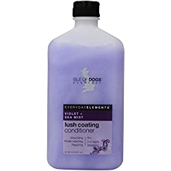 Everyday Isle of Dogs Lush Coating Violet + Sea Mist Dog Conditioner 16.9 Ounce