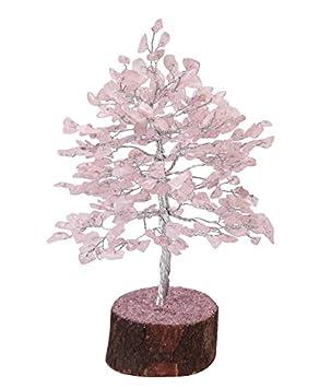 Rastogi Kunsthandwerk Edelstein Lucky Baum Feng Shui Deko