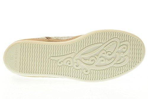 IGI&CO zapatillas de deporte de cuña interior zapatos de mujer 77823/00 talla 36 Beige ojffoUts6S