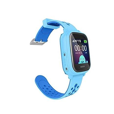 Leotec Smartwatch Allo Kids GPS Azul: Amazon.es: Electrónica