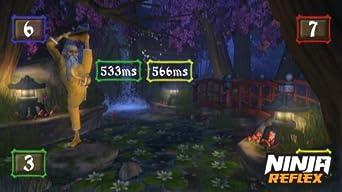 Electronic Arts Ninja Reflex, Wii - Juego (Wii): Amazon.es ...